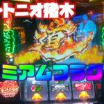 【闘魂継承 アントニオ猪木という名のパチスロ機】 道フリーズしたら凄まじかった!!