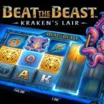 【BEAT THE BEAST】ビート・ザ・ビースト ( KRAKEN'S  LAIR ) Thunderkick オンラインカジノ【カジ旅】
