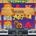 【オンラインカジノ】Flowers bigwin