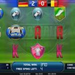 【オンラインカジノ】Football Champions Cup freespin
