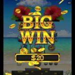 パチンコ屋さんが閉まっている時は、カジノのパチスロで遊ぼう♪『Hawaiian Dream』/レビュー&YouTube動画!