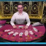 オンラインカジノライブサンプル