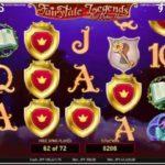 オンラインカジノで18万が○○万になりました。②【Fairytale Legends Red Riding Hood 赤ずきんちゃん】