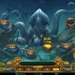 【オンラインカジノ】Eye of the Kraken Treasure