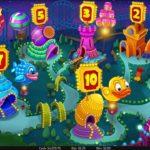 【オンラインカジノ】Theme Park Tickets of Fortune THEME PARK TICKET GAME