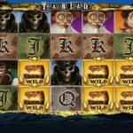 【オンラインカジノ】Treasure Island freespin stackwild