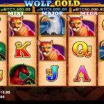 オンライン casino【WOLF GOLD】預金がなくなるまで回してみた