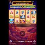 オンライン casino【WOLF GOLD】最後の一回転で奇跡が起きるか!?