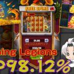 [激熱Slot]RTP98.12%Maeching Legions &Fire blaze【Joycasinoノニコムオンラインカジノ配信】