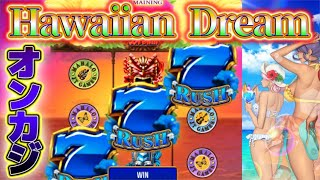 新カジノの不要ボーナスでハワイアンドリームに挑んでみた結果…#1【スロット】【オンラインカジノ】【オンカジ】【ボンズ】