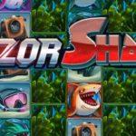 ×400 BIG WIN【Razor Shark フリースピン】オンラインカジノ  サメ②