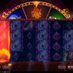 【オンラインカジノ】Cirque dе la Fortune ワイルドファイヤーリール
