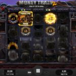 【オンラインカジノ】Money Train 2 MONEY CART Persistent Payer