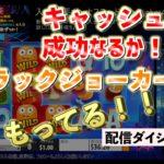 【オンラインカジノ/オンカジ】【BONS】スロットでキャッシュバック消化の旅♪