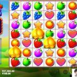 オンラインカジノ free spins【Fruit Party】big win #2