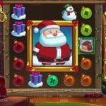 【オンラインカジノ】サンタを太らせたい!フリースピン大量購入!【Fat Santa】