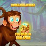 【最新スロット】ロコ・ザ・モンキー(Loco the Monkey)プレイ動画【オンラインカジノ】