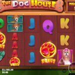 ラッキーニッキー THE DOG HOUSE 高配当 スロット オンラインカジノ