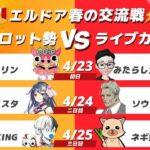 【オンラインカジノ】エルドア春の交流戦!2日目スロット対決3万円スタート♪(エルドアカジノ)